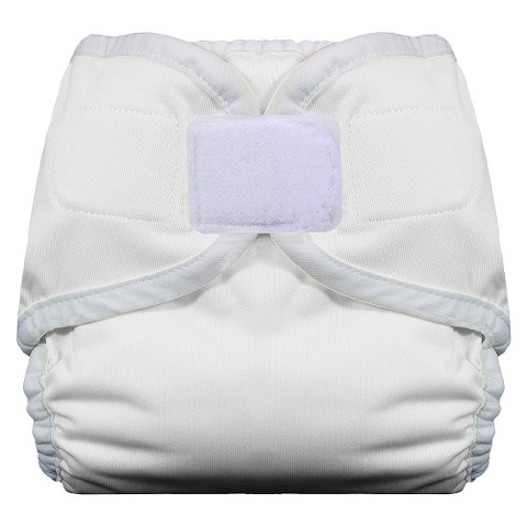 Thirsties Reusable Diaper with Hook & Loop - Assorted Colors/Sizes