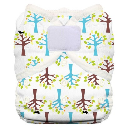 Thirsties Reusable Duo Wrap Diaper with Hook & Loop - Assorted Colors/Sizes