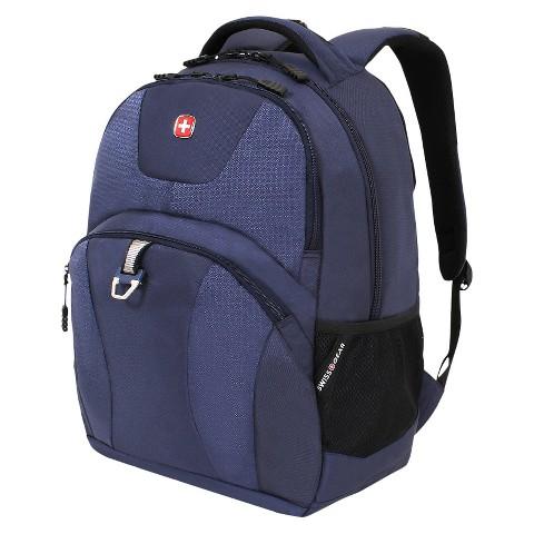 SwissGear Laptop Backpack - Navy