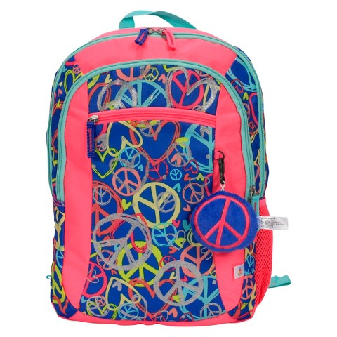 Circo Pet Pals Backpack - Peace Print
