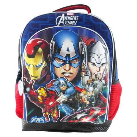 Avengers Backpack - Black