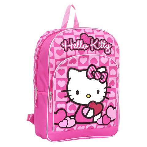 Anime Kitty Backpack Hello Kitty Pink Backpack