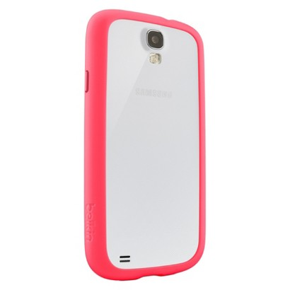 Belkin View Sorbet Cell Phone Case for Samsung Galaxy S4 - Pink (F8M565btC02)