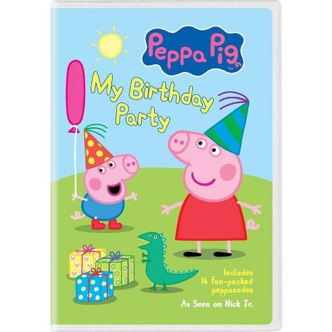 Peppa Pig: My Birthday Party : Target