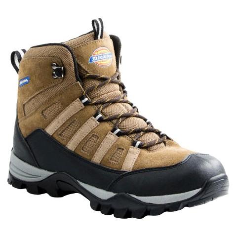 Men's Dickies® Escape Genuine Suede Hiker Boots - Brown
