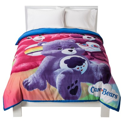 Care Bears Bedding  Comforter Set - Twin/Full