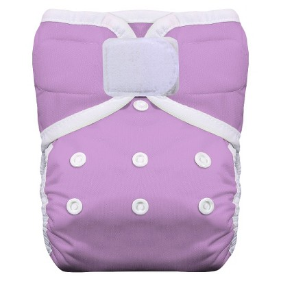 Thirsties Reusable Pocket Diaper with Hook & Loop, One Size - Assorted Colors