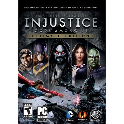 Injustice - Gods Among Us Ultimate Edition (PC Game)