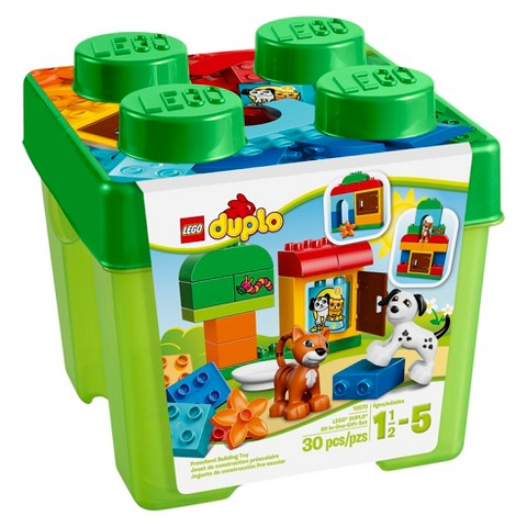 LEGO® DUPLO® My FirstLEGO® DUPLO® All-in-One-Gift-Set 10570