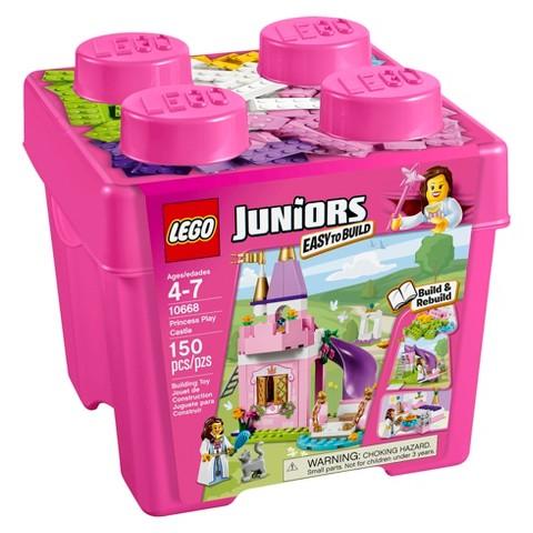 LEGO® Juniors The Princess Play Castle 10668