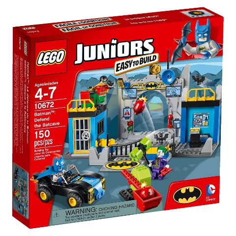 LEGO® Juniors Batman™: Defend the Batcave 10672