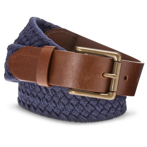 Merona® Men's Web Belt