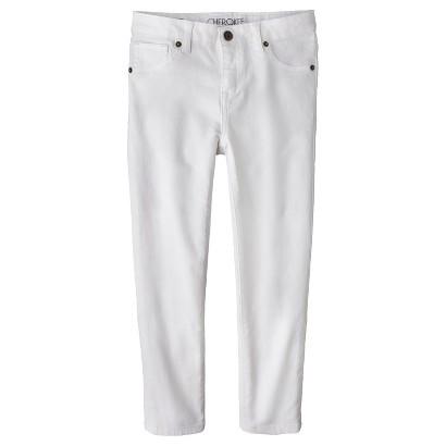 Girls' Jeans - Fresh White