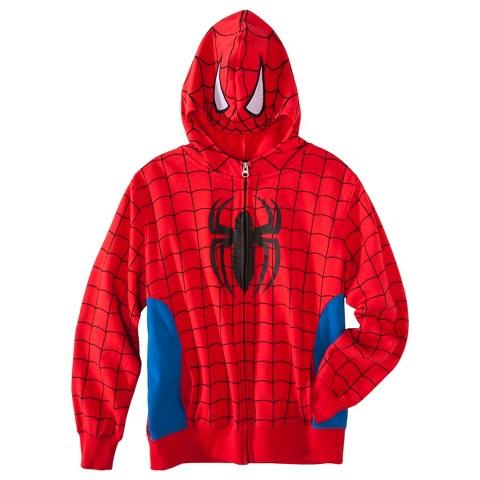 Boys' Spiderman Hoodie