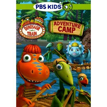 Dinosaur Train: Adventure Camp (Widescreen)