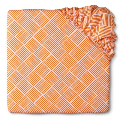 Circo™ Woven Fitted Crib Sheet - Dream Truck'n