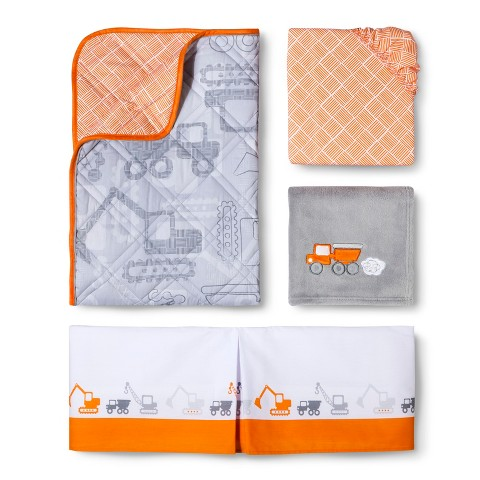 Circo™ 4pc Crib Bedding Set - Dream Truck'n