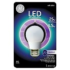 GE LED 25-Watt Ceiling Fan Light Bulb - Soft White