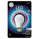 GE LED 25-Watt Ceiling Fan Light Bulb - Soft White