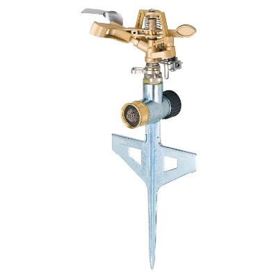 Melnor Metal Pulsator on Step-Spike