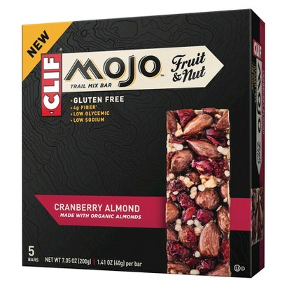 Clif Mojo™ Cranberry Almond Energy Bar - 5 Count