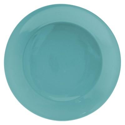 Plates Room Essentials Turq Solid
