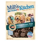 Milo's Kitchen® Home Style Dog Treats  Grilled Burger Bites 15 oz