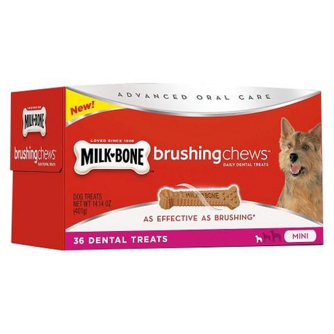 Milk-Bone Brushing Chews Mini 14.1oz