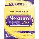 Nexium 24HR Capsules - 42 Count