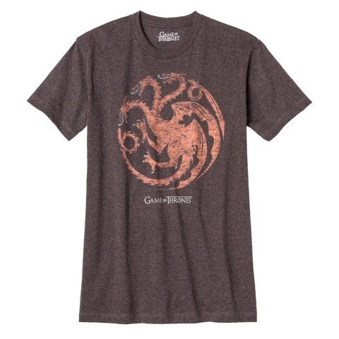 Men's Game of Thrones Targaryen T-Shirt