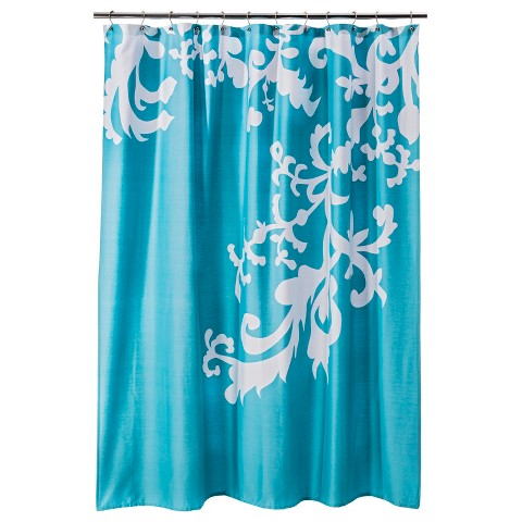 Threshold Floral Shower Curtain