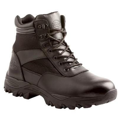 Men's Dickies® Spear Genuine Leather Service Boots - Black