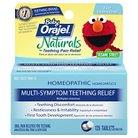 Orajel Naturals Teething Tablets