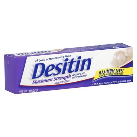 Desitin Diaper Rash
