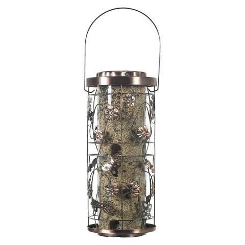 Birdscapes® Copper Meadow Birdfeeder