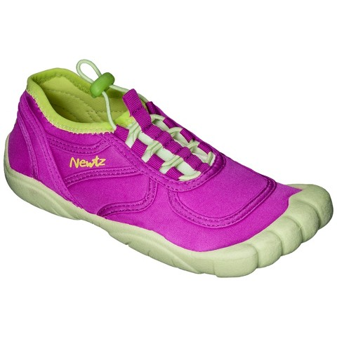 Girl's Newtz Water Shoes - Berry