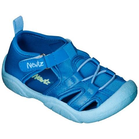 Toddler Boy's Newtz Water Shoes - Blue