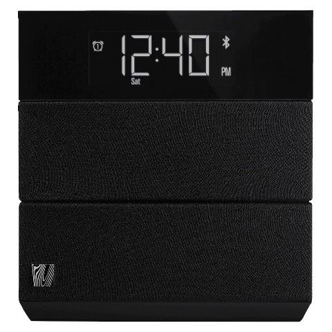 Soundfreaq Sound Rise Alarm Clock Radio - Black (SFQ-08)