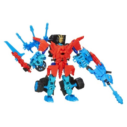 Transformers® Movie 4 Construct-Bots Warriors