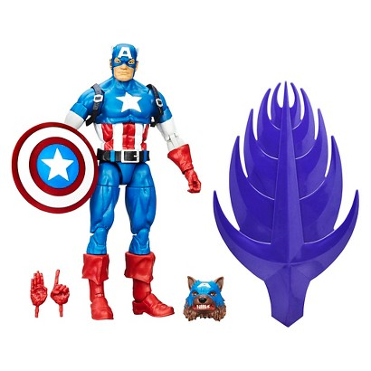 CapCaptain America Marvel Legends Agents of Hydra Figure
