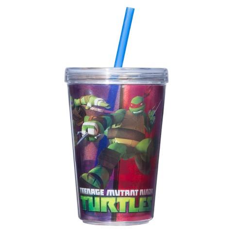 Zak Designs® Teenage Mutant Ninja Turtles To-Go Tumbler Set of 2
