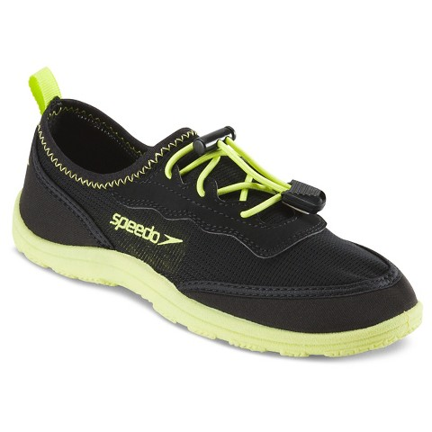 Speedo Junior Boys' Surfwalker Lace-Up Water Shoes
