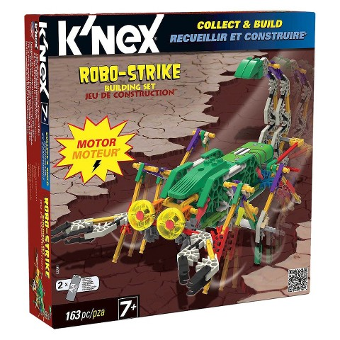 K'NEX® Robo Creatures - Strike Building Set