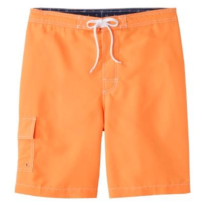 """Merona® Men's  9"""" Solid Board Shorts - Assorted Colors"""