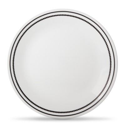 Corelle Dinner Plate Set of 6 - Black