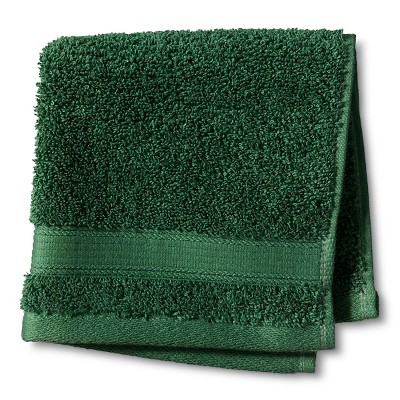 Threshold™ Performance Solid Washcloth - Glider Green