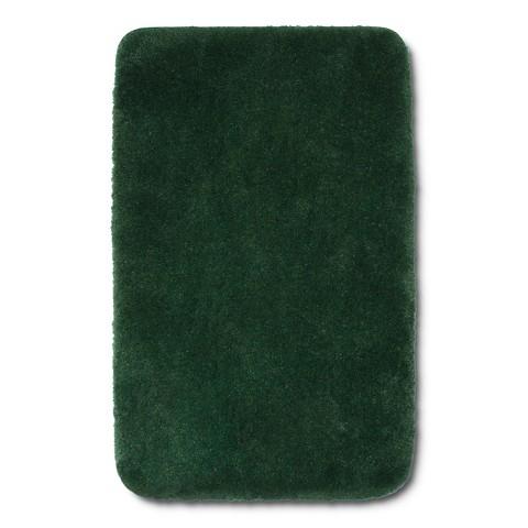BATH RUG 20X THR PERF GLIDER GREEN Target