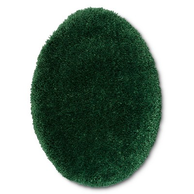 Bath Lid Rug Performance Glider Green - Threshold™