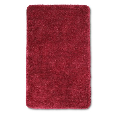 Bath Rug 23x Performance Ruby Ring - Threshold™