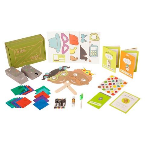 Kiwi Crate Secret Agent Creativity Crate